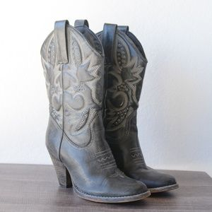 Very Volatile Denver Cowgirl Western Boots 6.5
